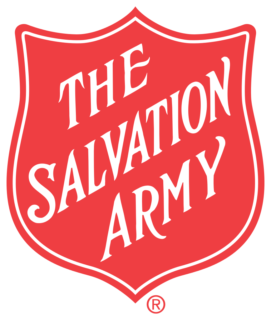 Salvation army supports lava. Volunteering clipart donor