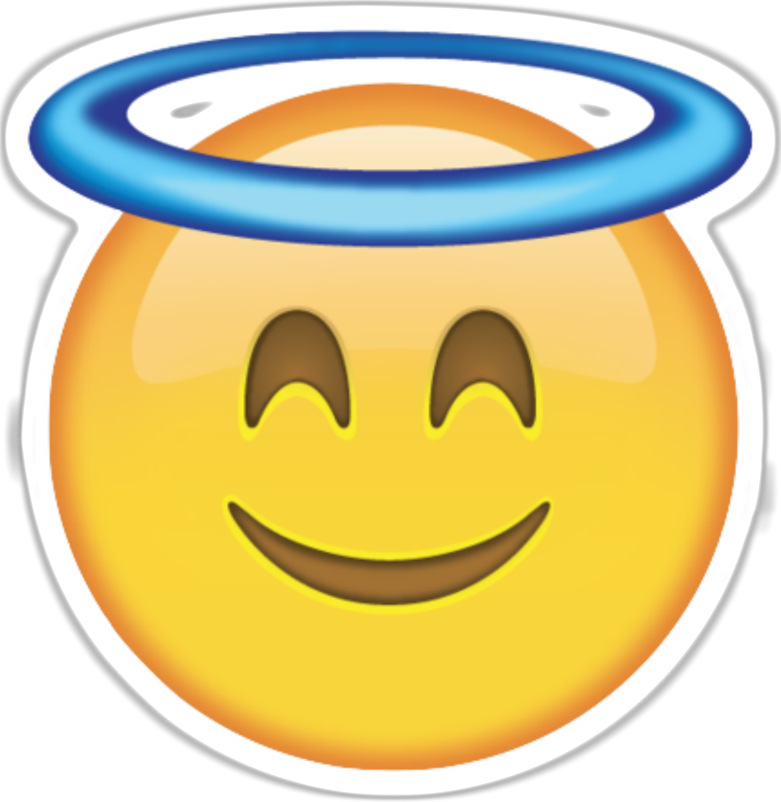 Emoji clipart angel. Year image result for
