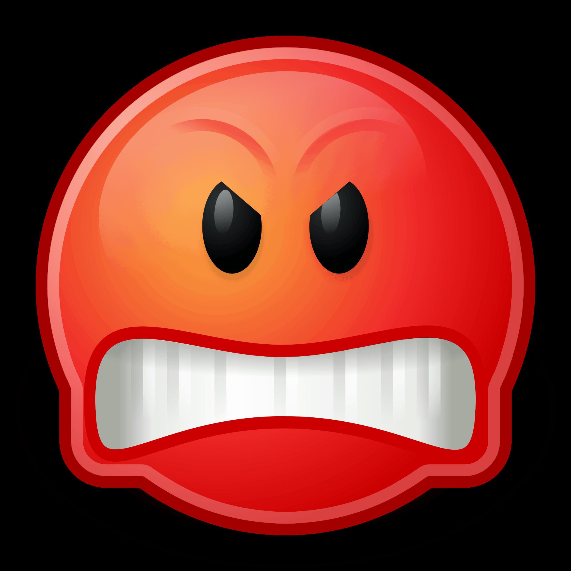 Computer icons clip art. Emoji clipart anger