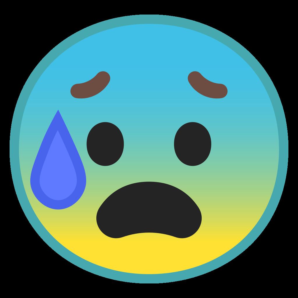 Nervous clipart nervous emoji, Nervous nervous emoji