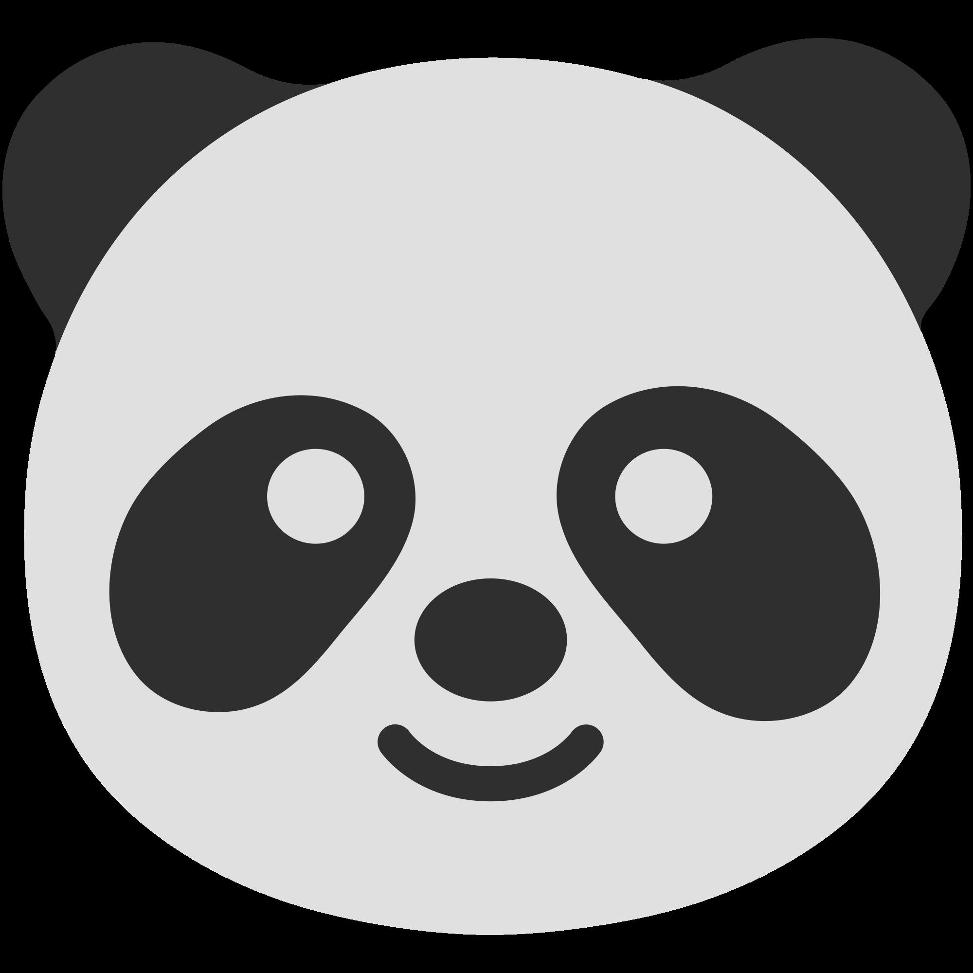 Emoji clipart bear. File u f c
