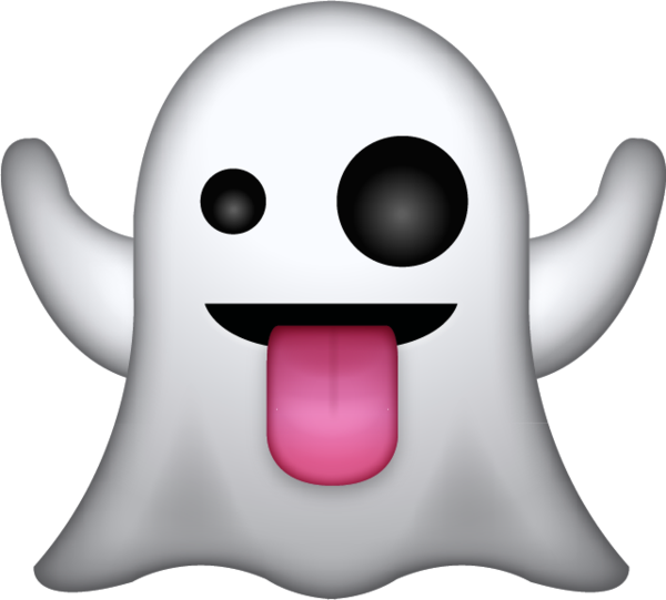 Emoji clipart candy. Download ghost iphone icon