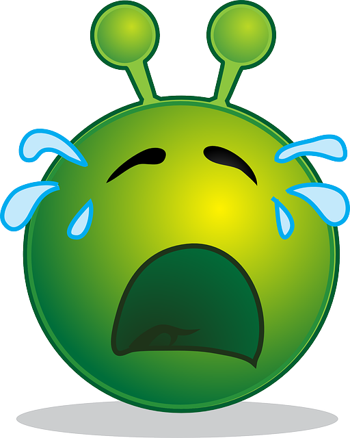 Fear clipart emoticon. Free image on pixabay