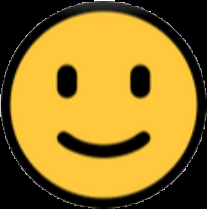 Emoji clipart emotion. Happy emojis feliz face