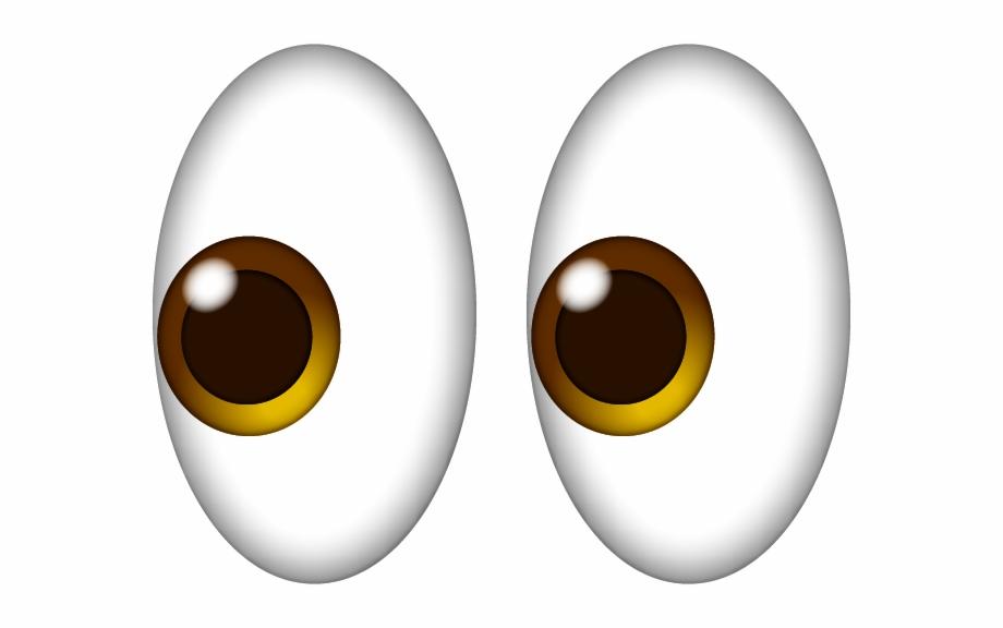 Emoji clipart eyes. Transparent free png images