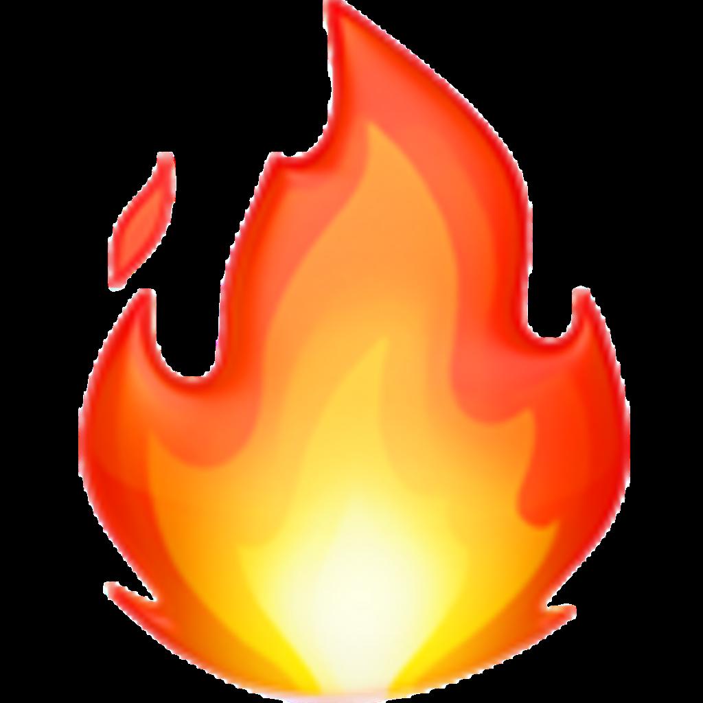 Emojis sticker photography whatsappemoji. Emoji clipart fire