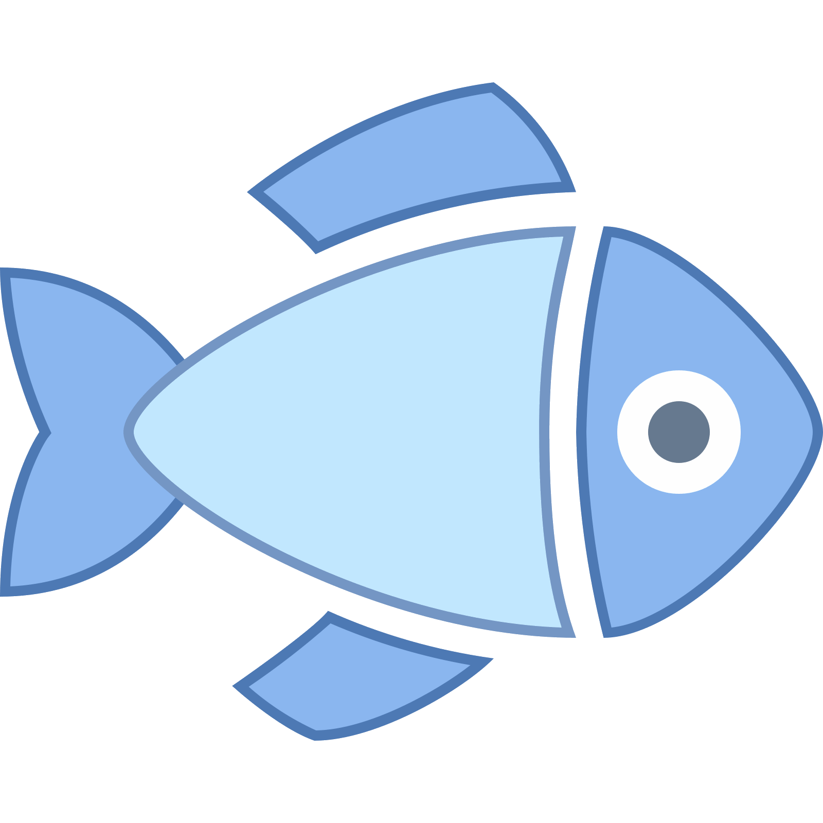 Fish vector png. Dressed icon free download