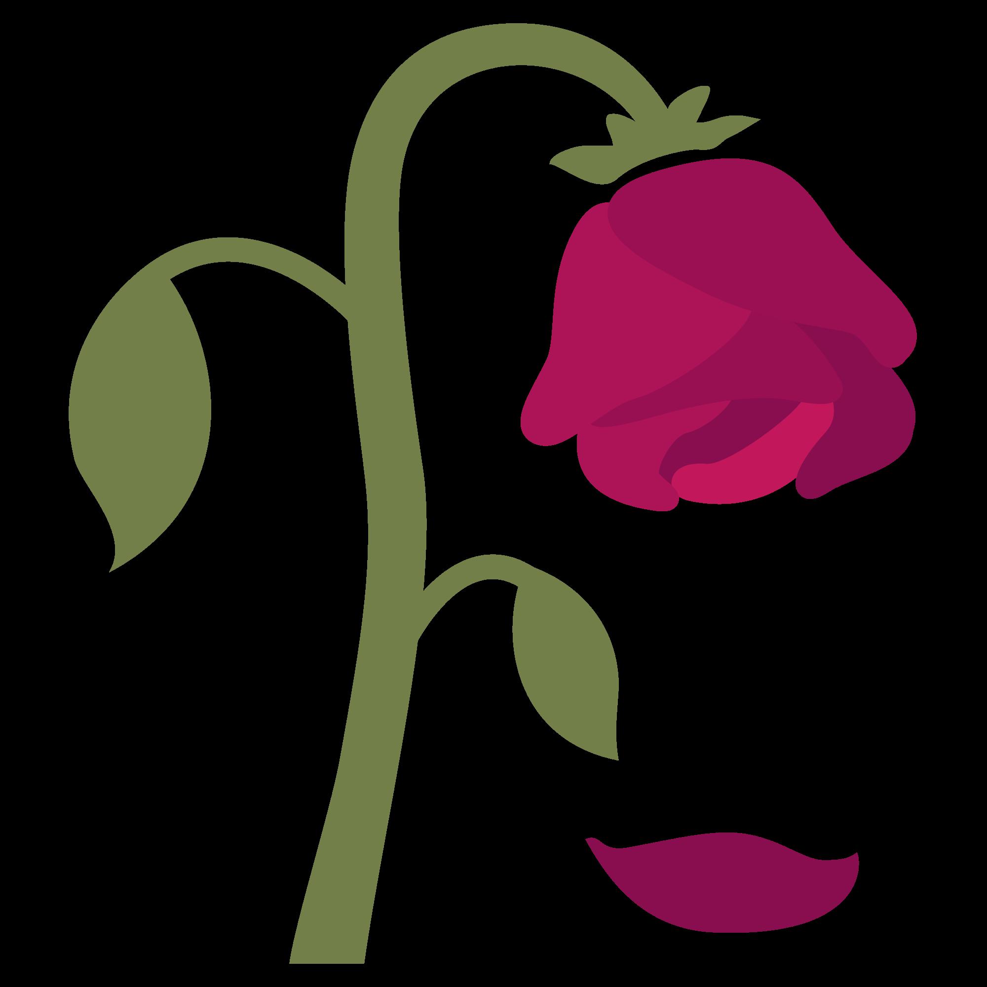 Emoji flower png. File u f svg