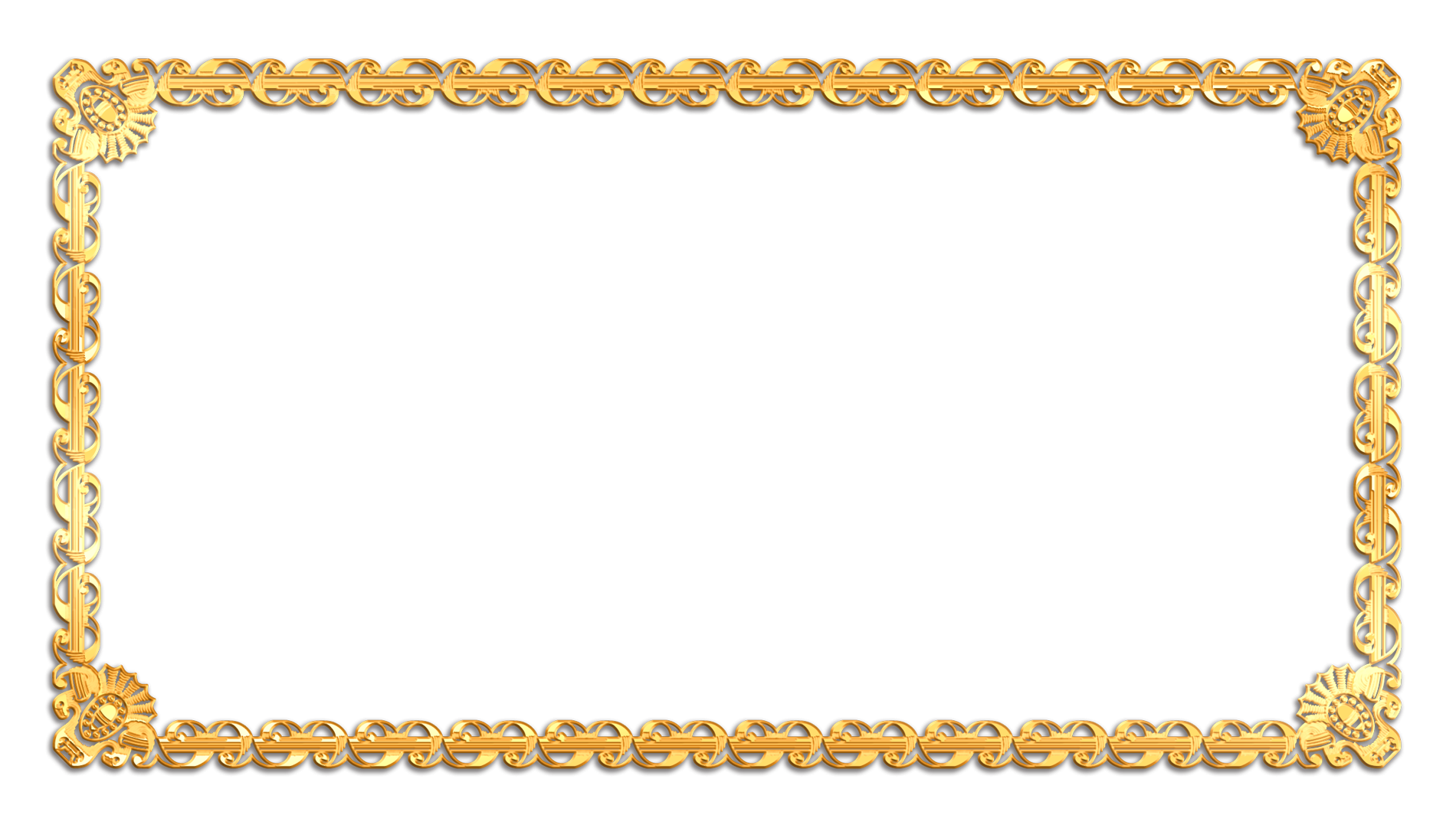 Rectangular photo transparent image. Rectangle frame png