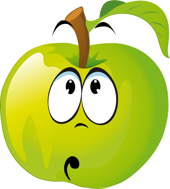 Fruits clipart smiley.  missis berina smiling