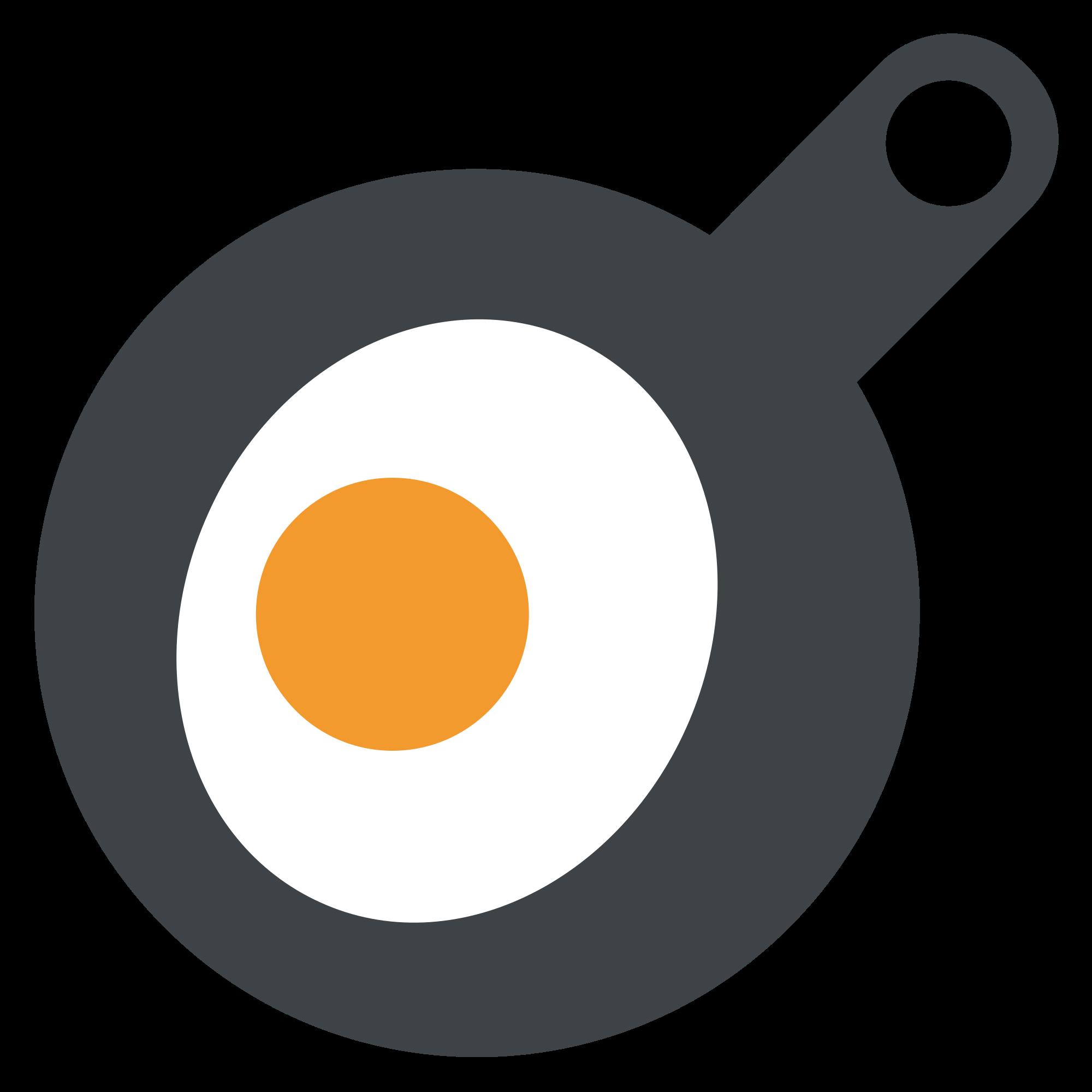 Emoji clipart fry. File emojione f svg