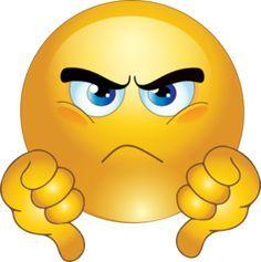 Emoji clipart grumpy. Face clip art smiley