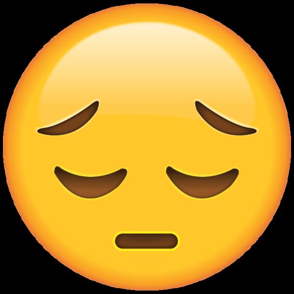 Emoji clipart grumpy. Png hd emotions faces