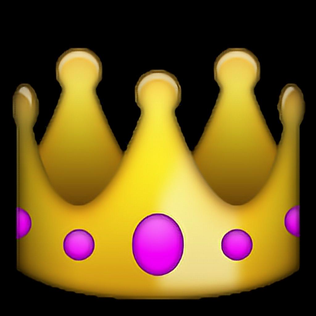 Sticker by . Emoji clipart king