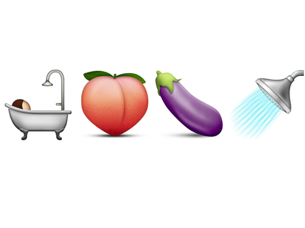 Emoji clipart shower.  sexts to send