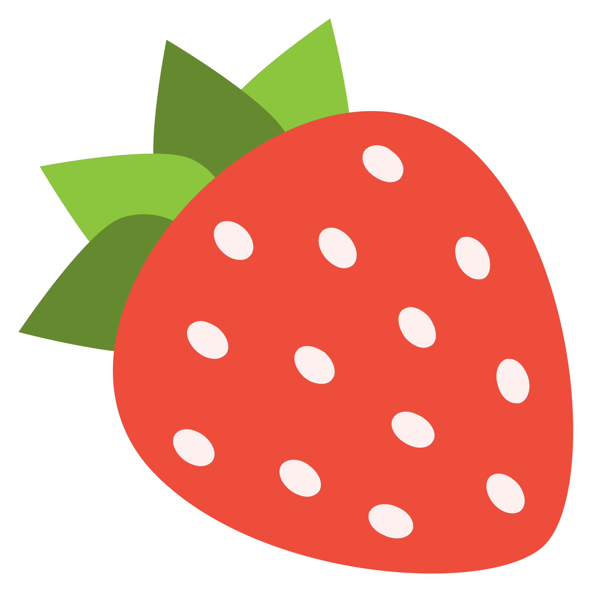 strawberries clipart single #144476746