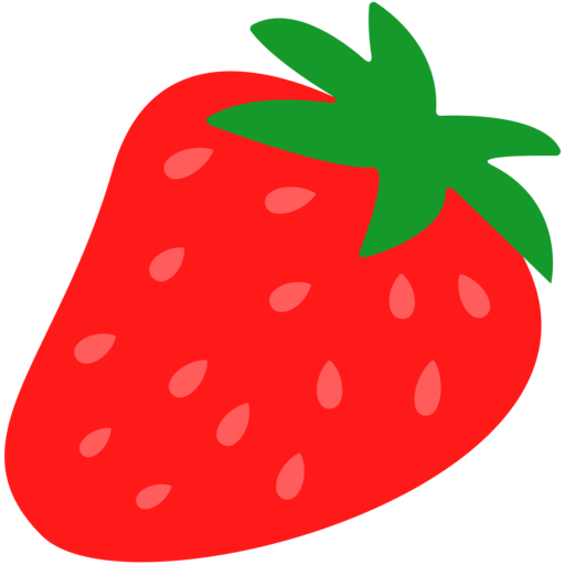 Strawberries clipart emoji. Atw what does