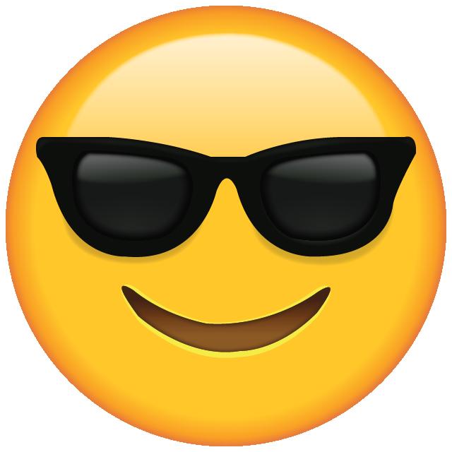 Emoji clipart sunglasses. Png transparent images pluspng