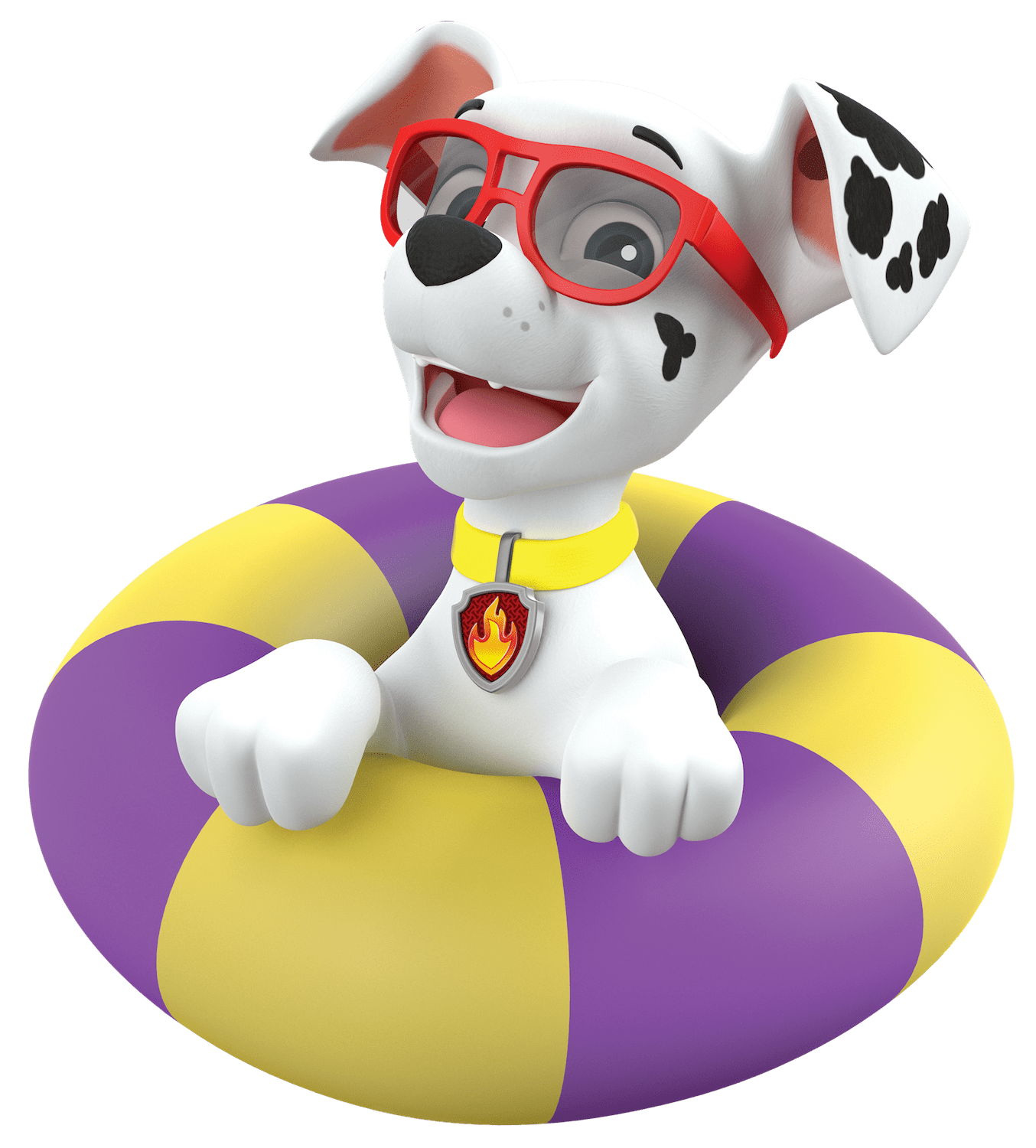 Toy clipart pool toy. Marshall in a paw