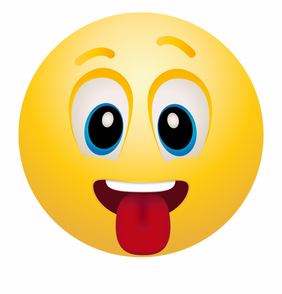 Out emoticon png clip. Emoji clipart tongue