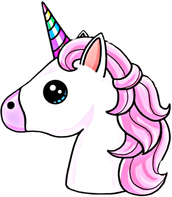 Emoji clipart unicorn. Unicorns horse freetoedit