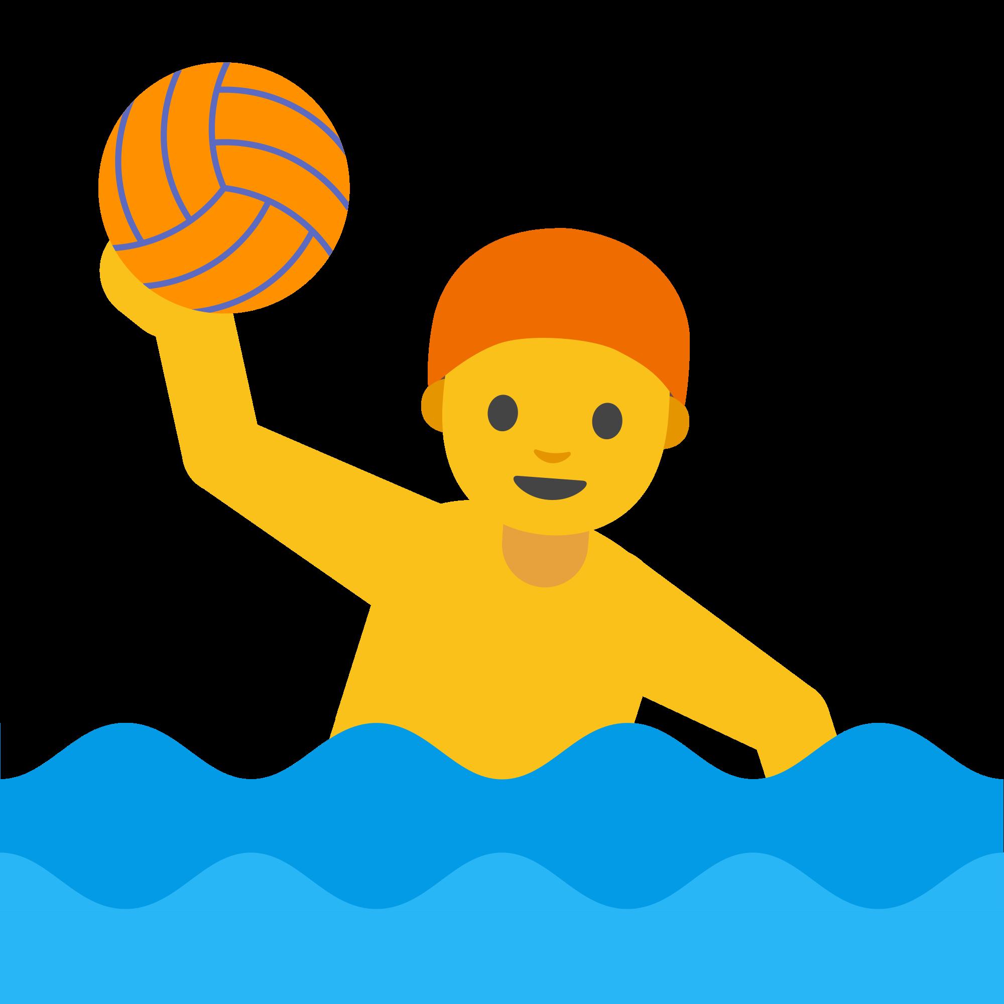 File u f d. Emoji clipart volleyball