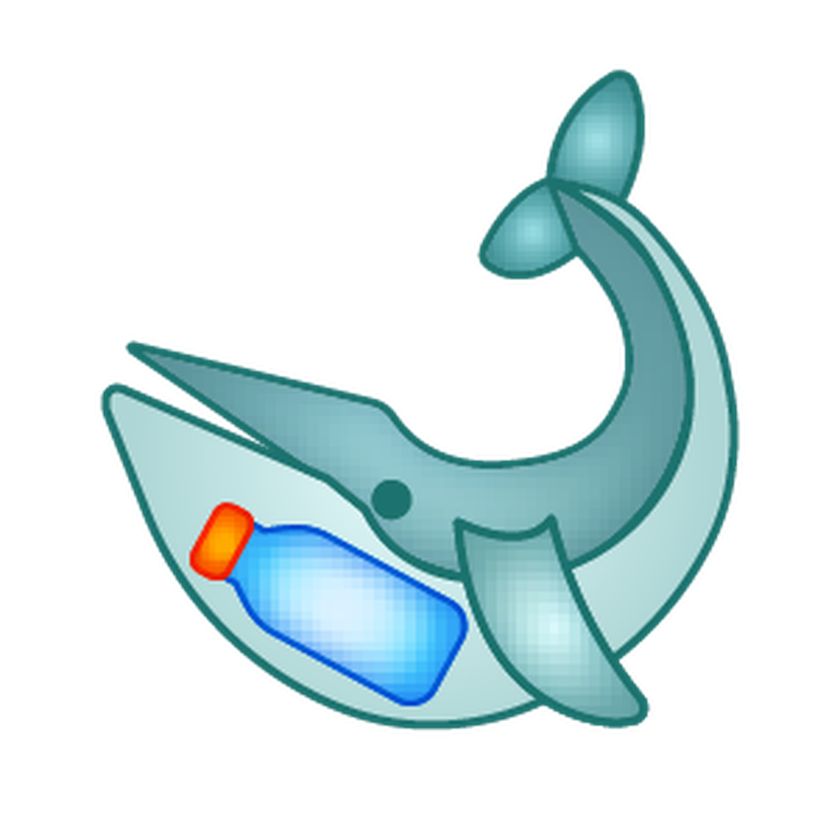 Emoji clipart whale. What kind of do
