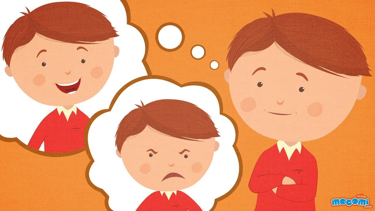 Why do we have. Emotions clipart 7 human