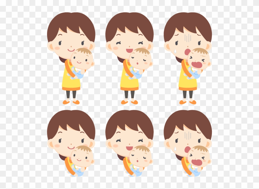 emotions clipart baby