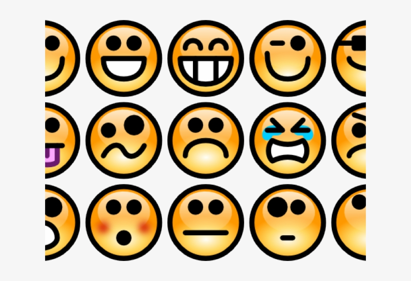 Emotions clipart basic emotion. Tok transparent png