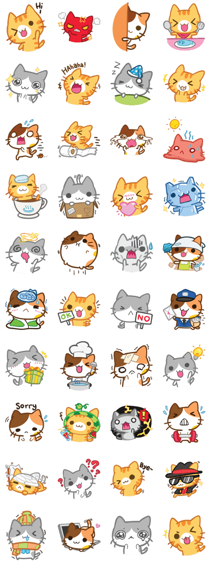 Emotions clipart cat. Have you wondered what