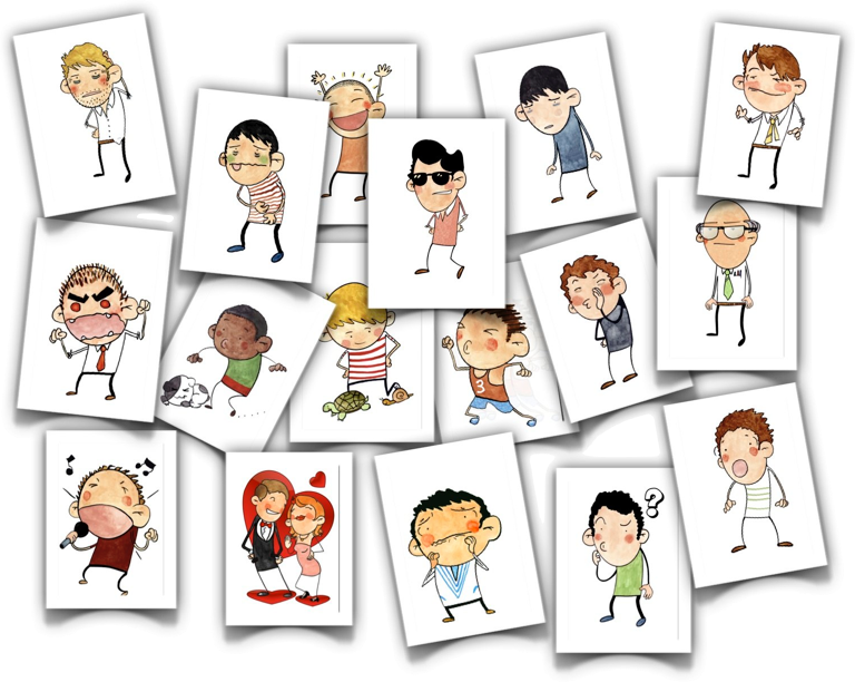 Img png teaching pinterest. Emotions clipart character trait