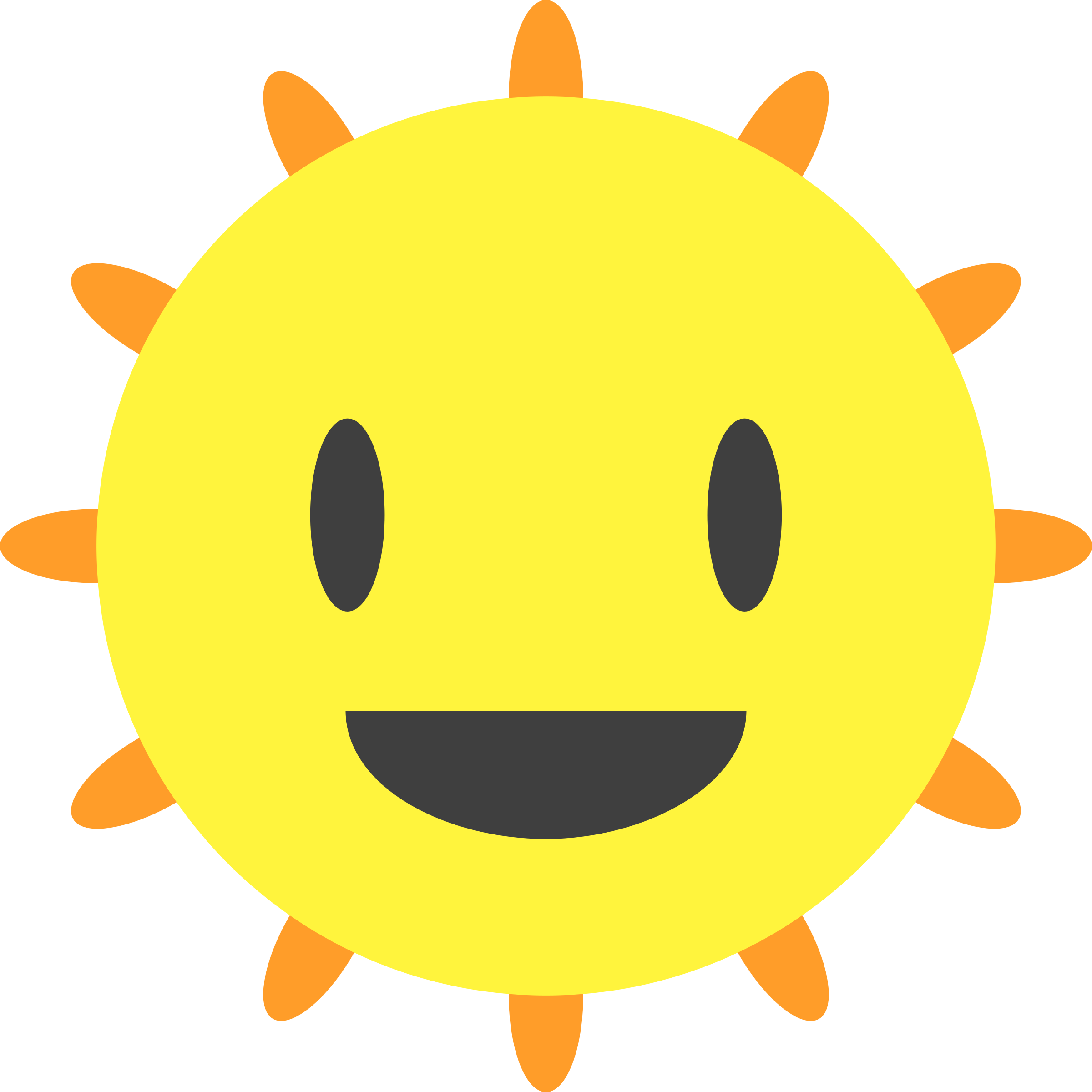 Excited clipart happiness. Sun happy pencil and