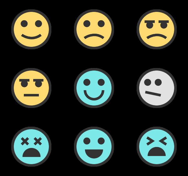 Emotions clipart confident. Png faces transparent images