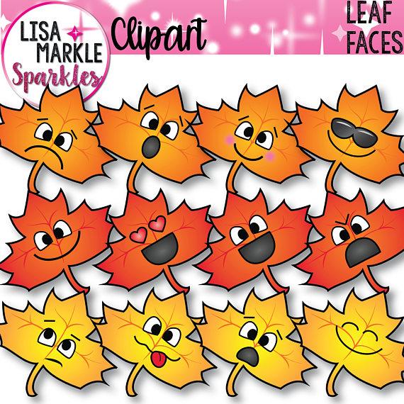 Emotions clipart emoji. Leaf fall