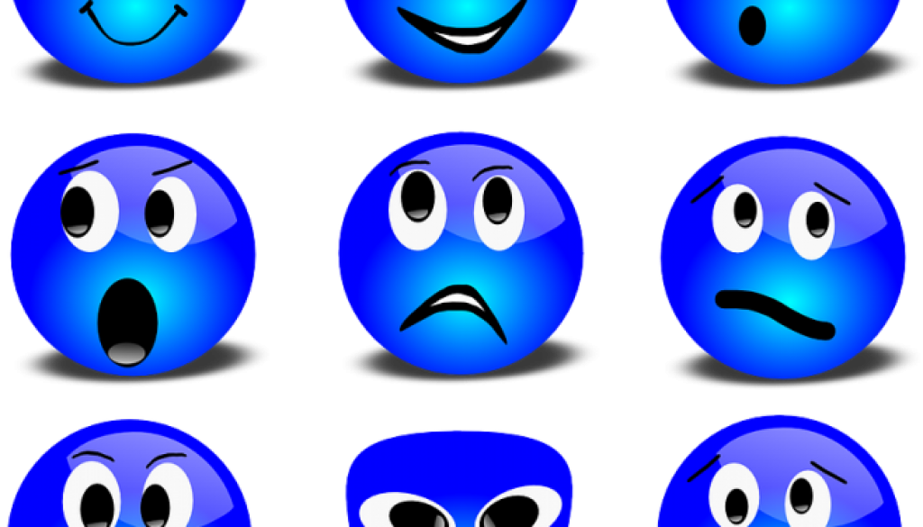 Can blind people express. Emotions clipart emtions