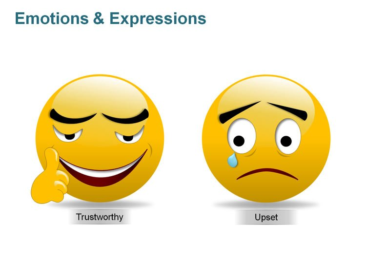 And expressions illustrations . Emotions clipart hopeful