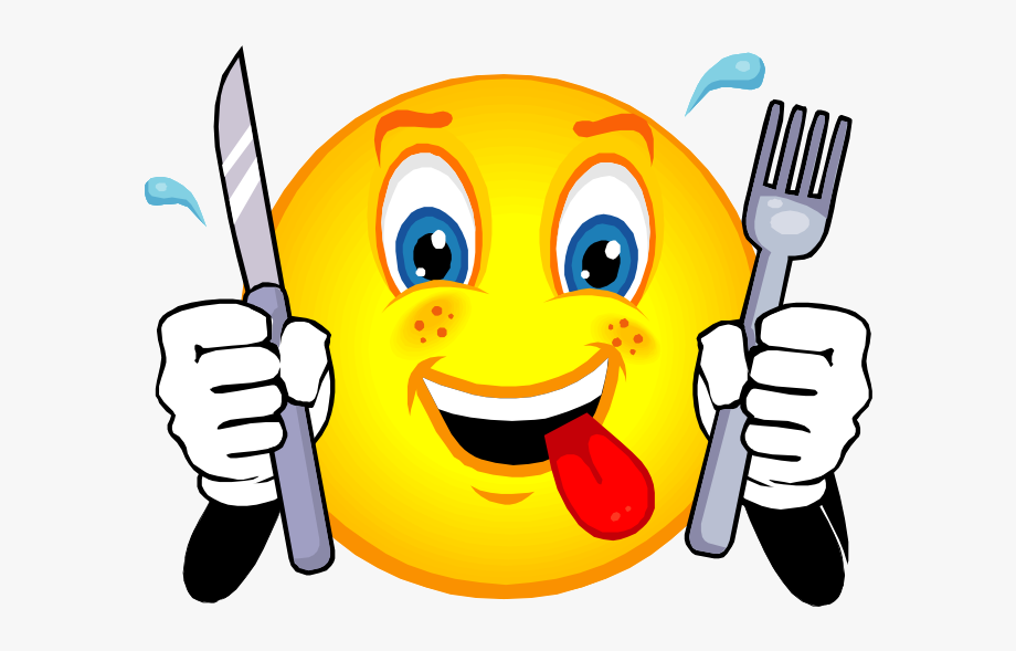 Emotions clipart hungry. Smiley face cliparts