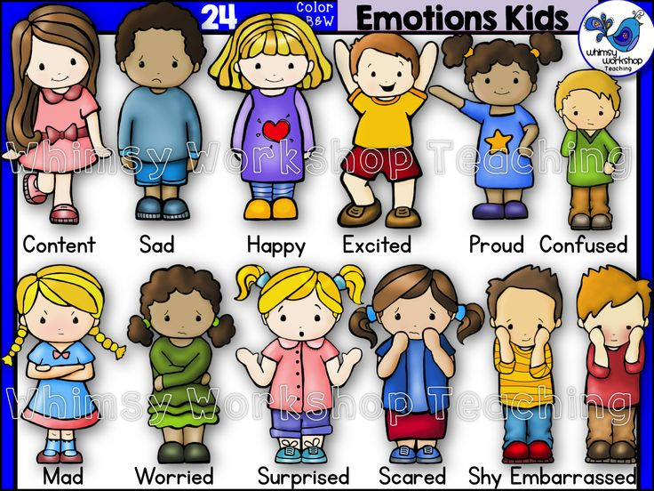 Emotions clipart kind emotion.  clipartlook