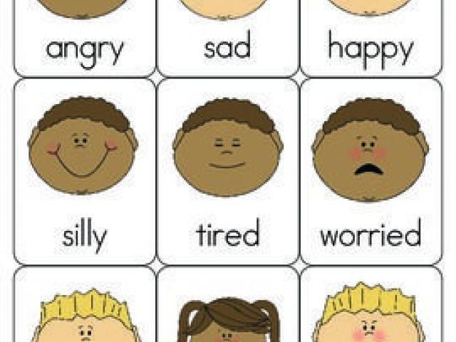 Emotions clipart kindergarten. Free feelings download clip