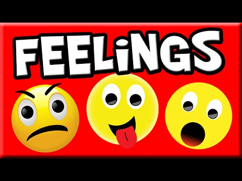 Emotions clipart main. Learn feelings and for