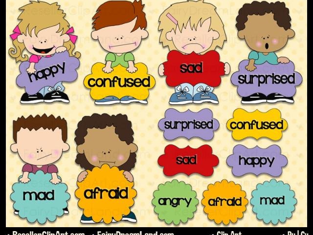 Emotions clipart main. Fear cliparts free download