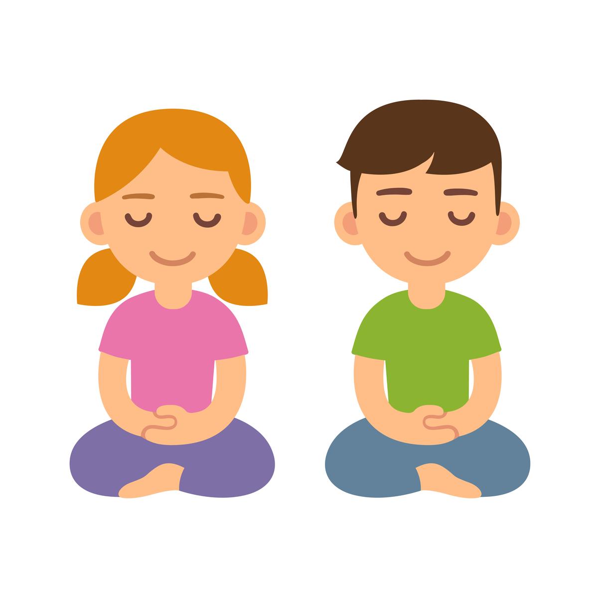 Meditation clipart emotional health. Control ld school