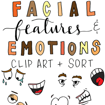 And facial expression clip. Emotions clipart mouth