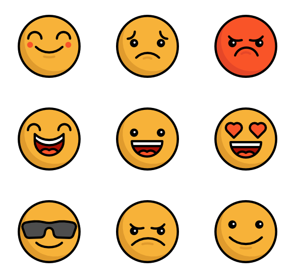 feeling icon packs. Thanks clipart emoticon