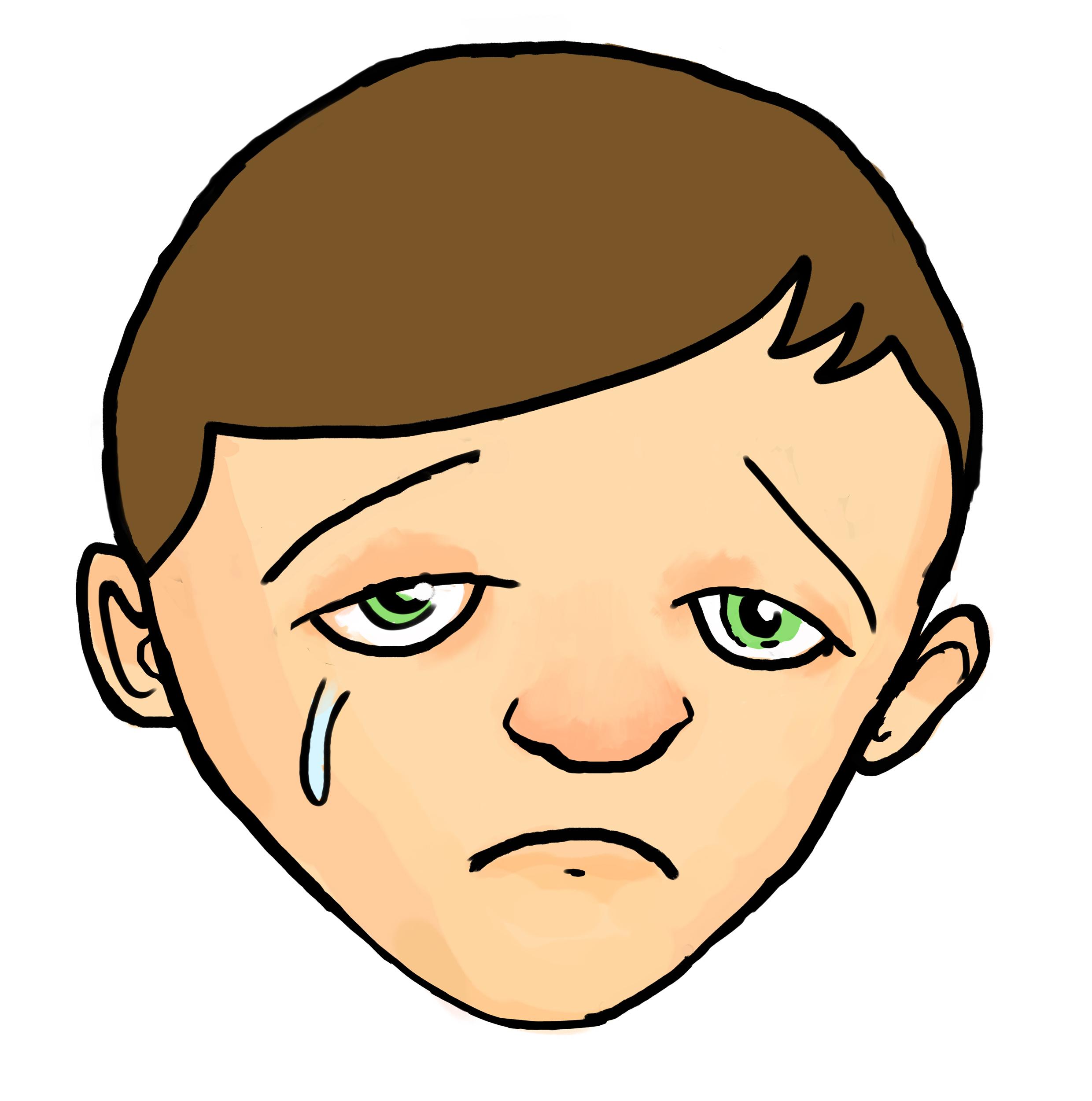 Emotions clipart sad guy. Free download clip art