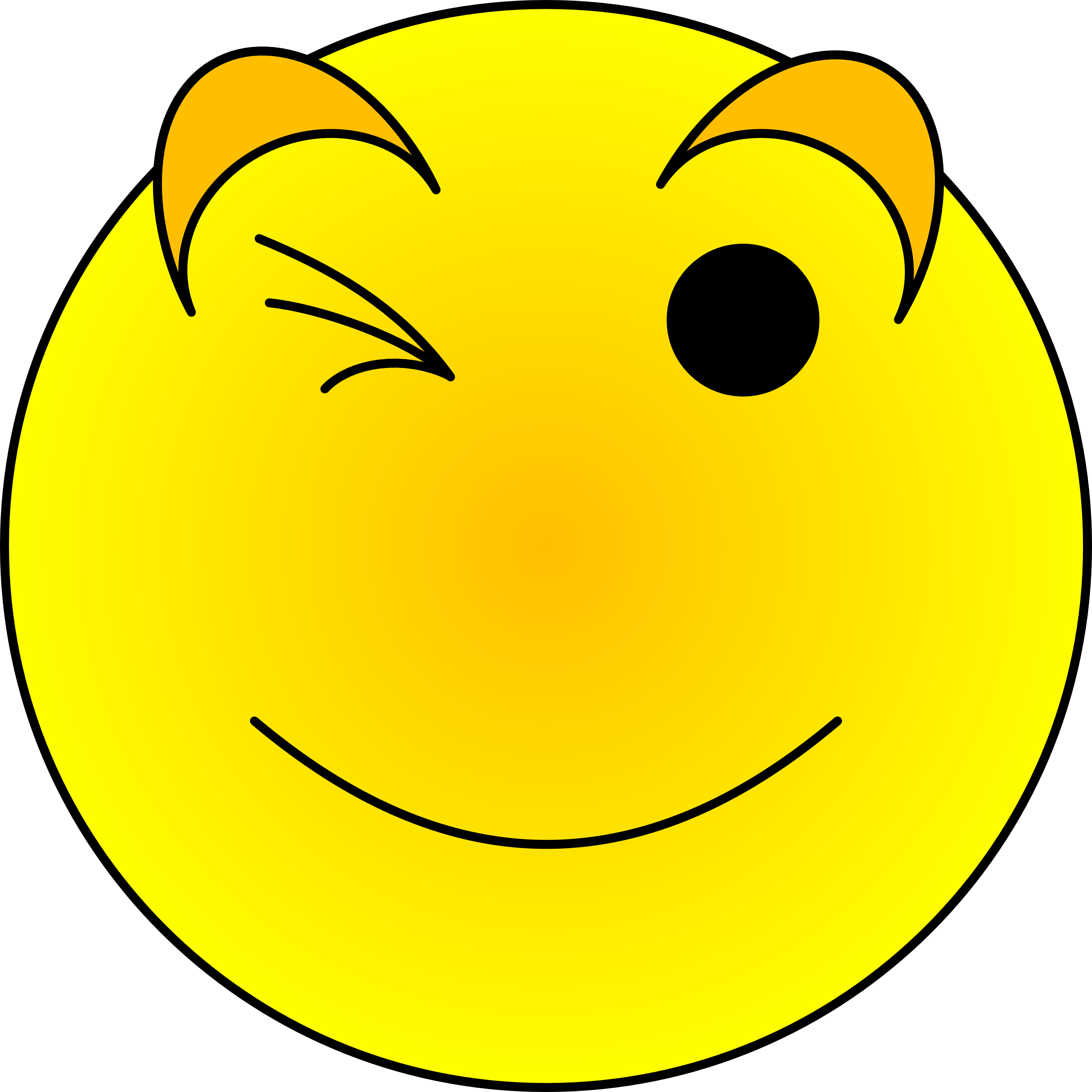 Emoticon this free was. Emotions clipart smiley face