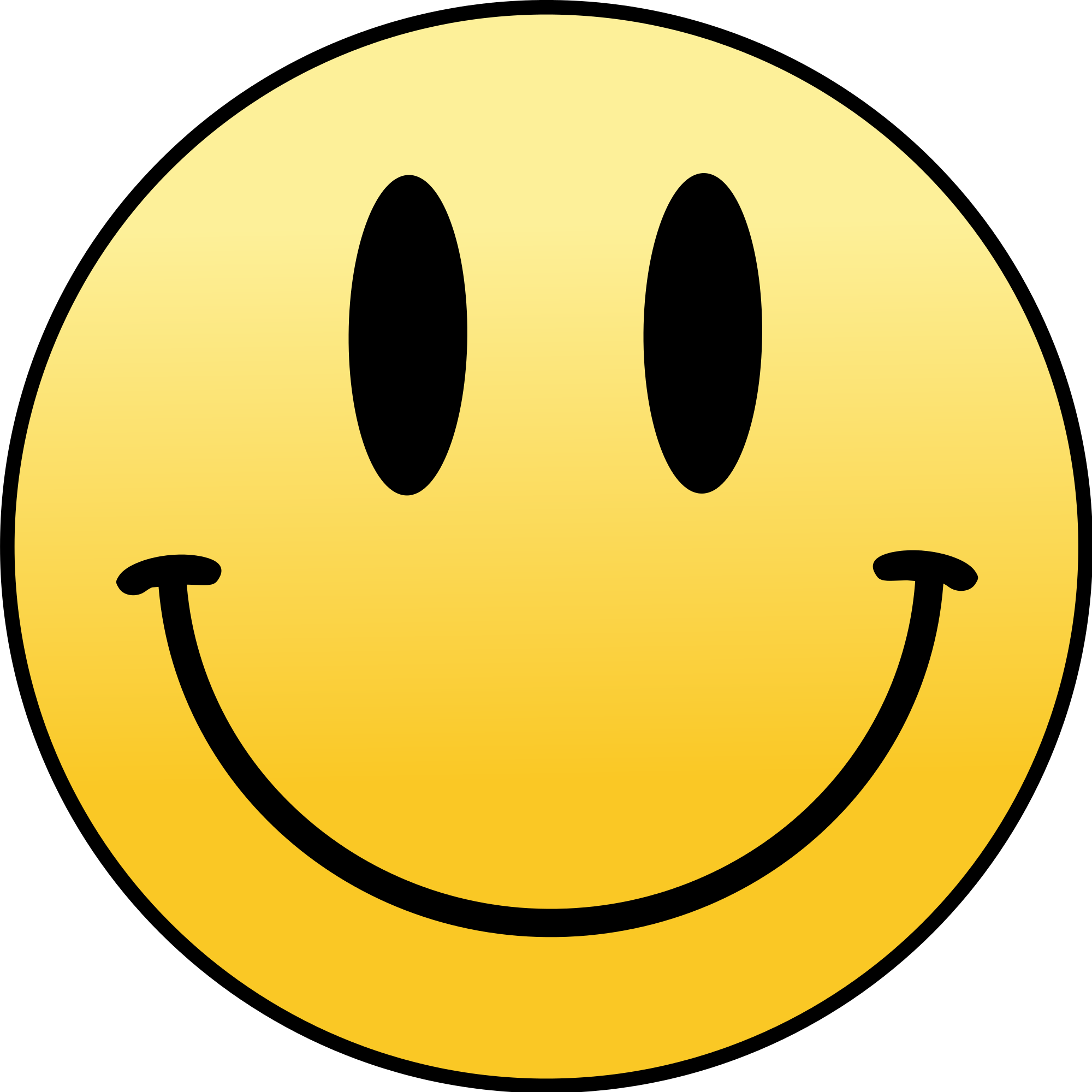 Png hd transparent images. Emotions clipart smily