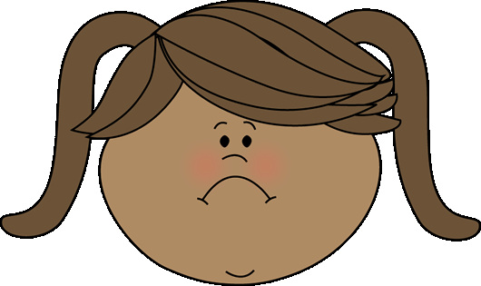 Emotions clipart unhappy. Crying smiley face clip