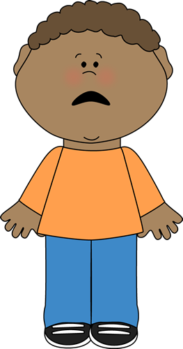 Free download clip art. Emotions clipart worried